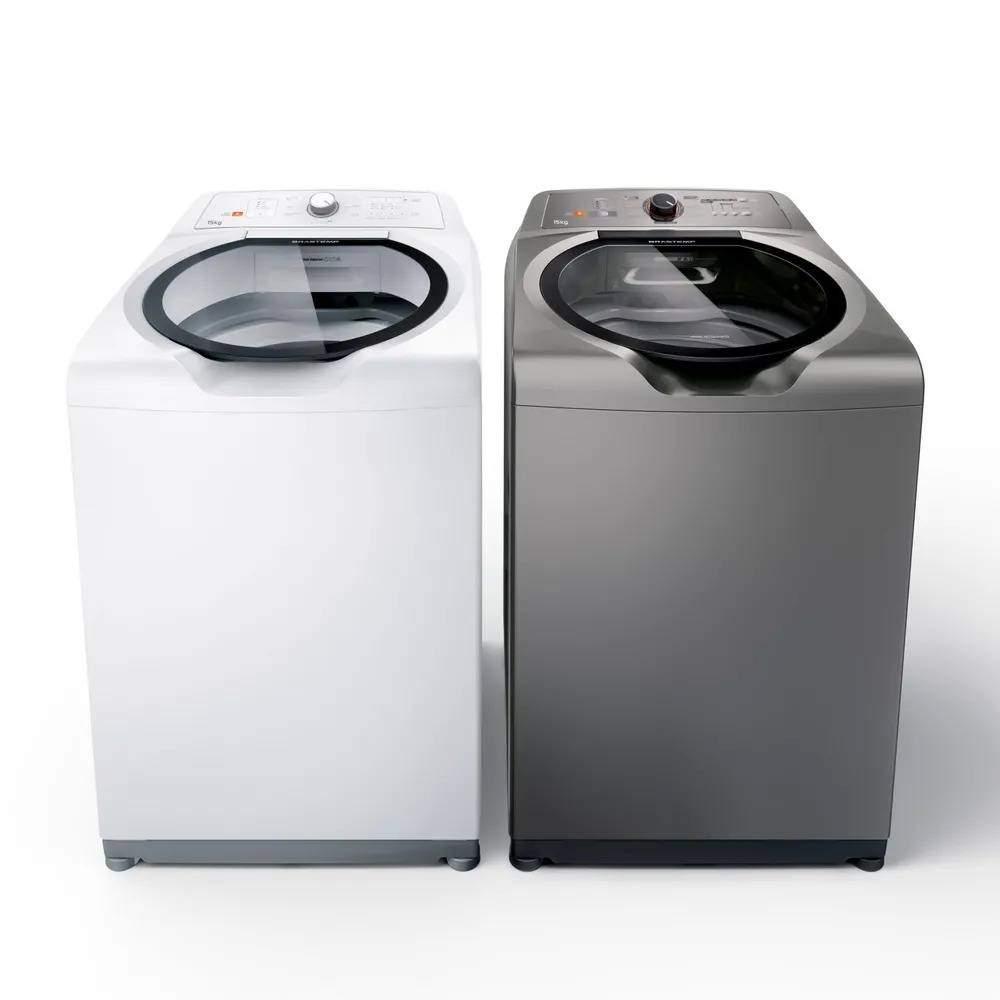 imagem de lavadora de roupas